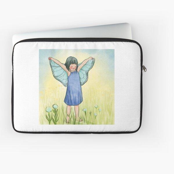 Spring Fairy Laptop Sleeve