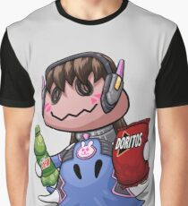 Mimikyu D.Va Graphic T-Shirt