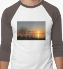 Calm, Sunny and Peaceful - a Lake Shore Daybreak T-Shirt