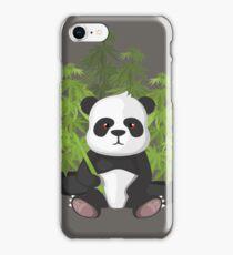 High panda iPhone Case/Skin