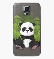 High panda Case/Skin for Samsung Galaxy
