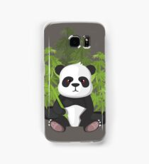 High panda Samsung Galaxy Case/Skin