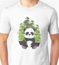High panda Unisex T-Shirt