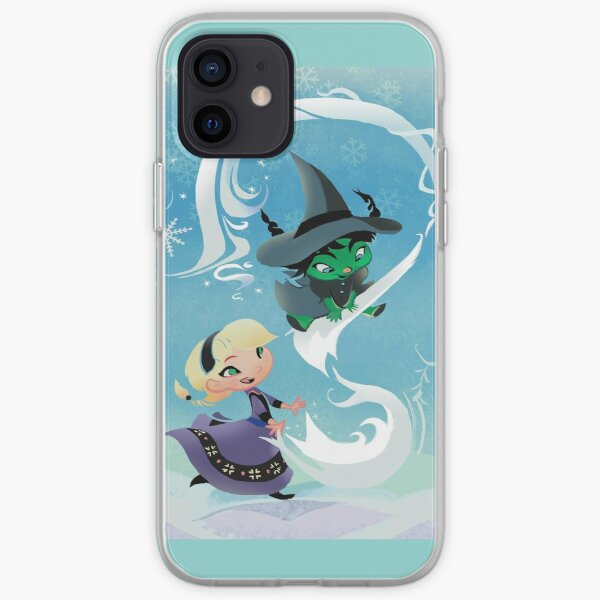 Defying Gravity and Letting Go iPhone Soft Case