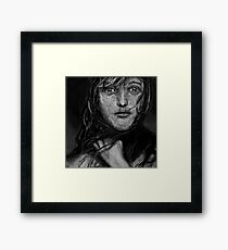 Freckles Are Beautiful Framed Print