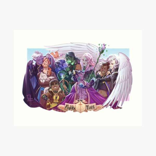 Long May They Reign Art Print