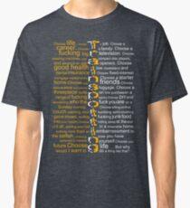 Trainspotting 2.0 Classic T-Shirt