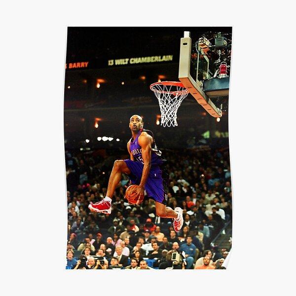 Vince Carter Basketball Poster