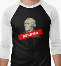 Burr'nd Men's Baseball ¾ T-Shirt