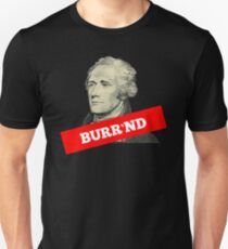 Burr'nd T-Shirt