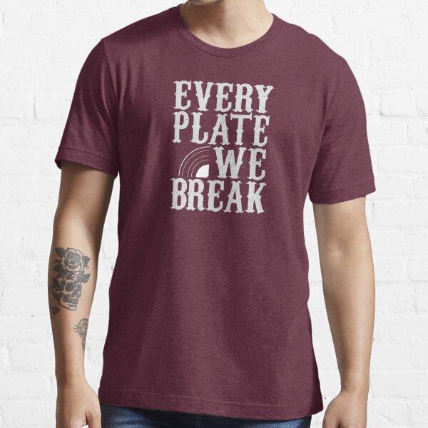 everyplatewebreak - logo Essential T-Shirt