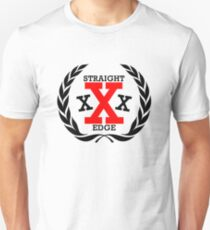 XXX Straight edge Radical Unisex T-Shirt