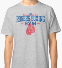 Rogers Boxing Gym Classic T-Shirt