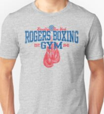 Rogers Boxing Gym Unisex T-Shirt