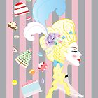 Marie Antoinette by Amadeux Way