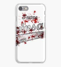 texas Chainsaws iPhone Case/Skin