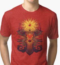 Eye Deer Tri-blend T-Shirt