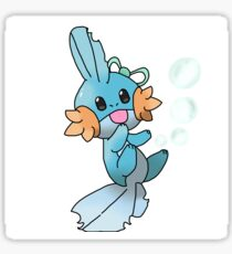 Mudkip-Pokemon Sticker