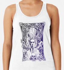Lovecraft Cthulhu Women's Tank Top