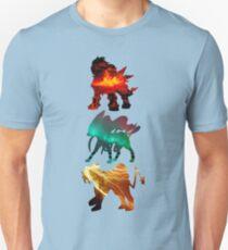 the legendary trio (beasts) T-Shirt