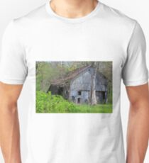 Unsettling Transitions Unisex T-Shirt