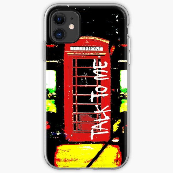 Talk To ME iPhone Soft Case
