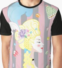 Marie Antoinette Graphic T-Shirt