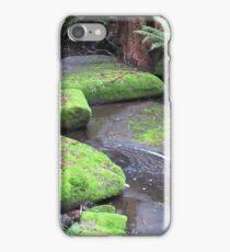 Australian Rainforest Stream iPhone Case/Skin