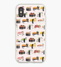 Nekozushi iPhone Case