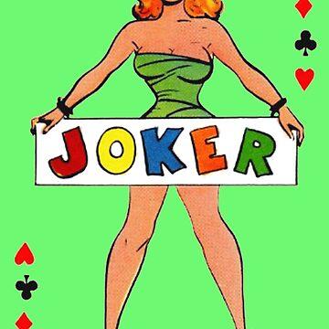 Joker Girl by JimmyGlenn