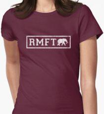 Vintage RMFT - dark Women's Fitted T-Shirt