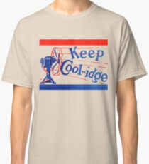 1924 Keep Coolidge Classic T-Shirt