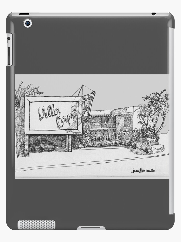 A Coronado Island Motel by James Lewis Hamilton