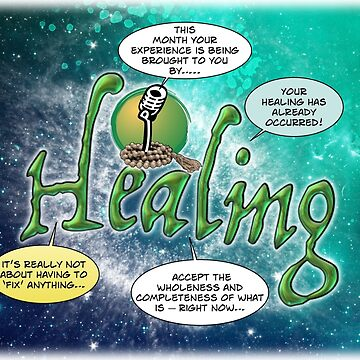 This Month's Sponsor - Healing by Paulreynolds