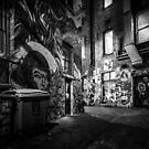 Duckboard Place   by Christine Wilson