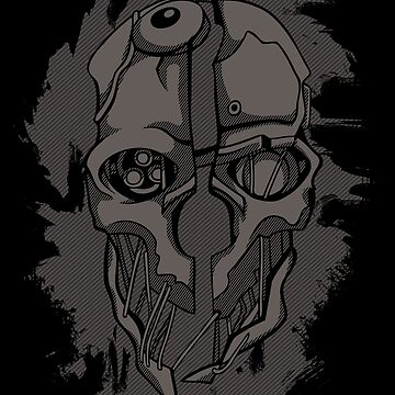 DisHonored Mask by SkytheNova