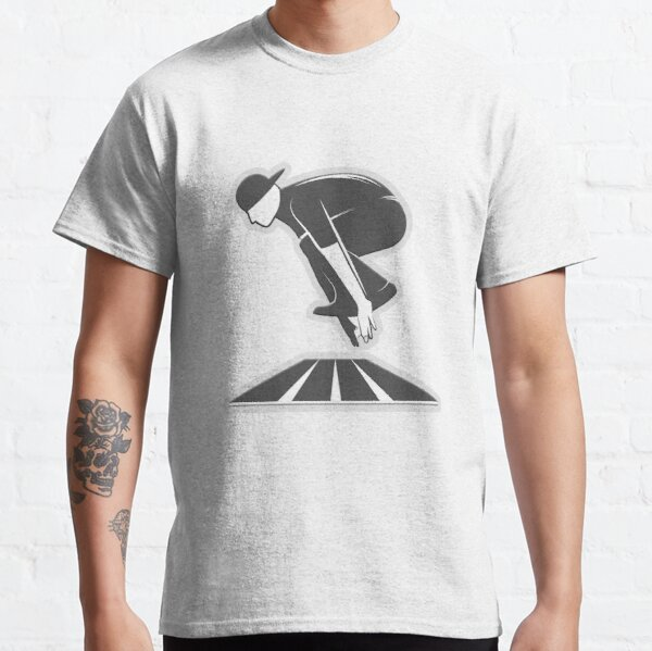 Classic simple parkour style design Classic T-Shirt