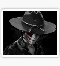 Dad? - The Walking Dead Sticker