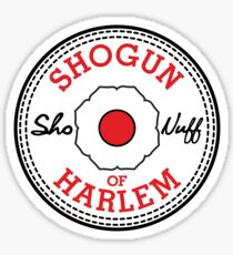 Shogun Of Harlem Sticker