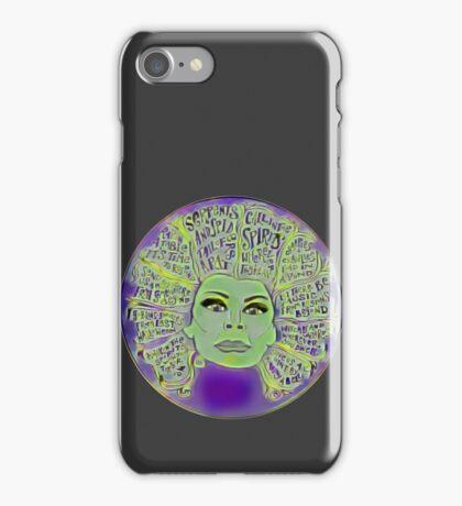 Madame Leota iPhone Case/Skin