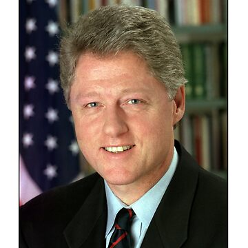 Bill Clinton American President by ozziwar