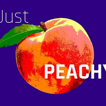 Just Peachy by corcora2