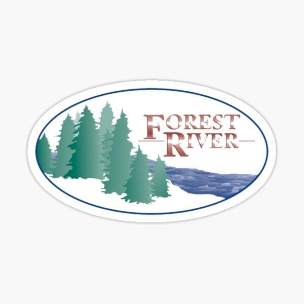 FOREST RIVER RV Sticker