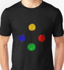 x box buttons T-Shirt