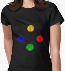 x box buttons T-Shirt