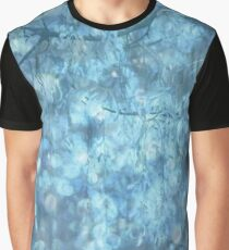 MYSTICAL BLUE WINTER Graphic T-Shirt