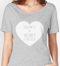 squints+wendy forever  Women's Relaxed Fit T-Shirt