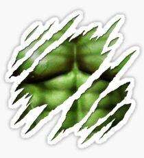 The Expanding Hulk Sticker