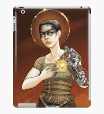 Our Lady of the Desert Wastes iPad Case/Skin