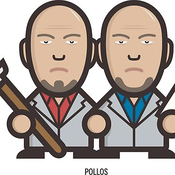 Breaking Bad Icon Set - MARCO&LIONEL by LEMENX